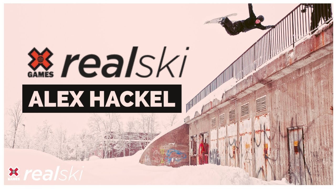 Alex Hackel // Real Ski