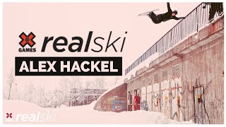 Alex Hackel- REAL SKI 2020 - World of X Games
