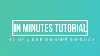 realtek audio