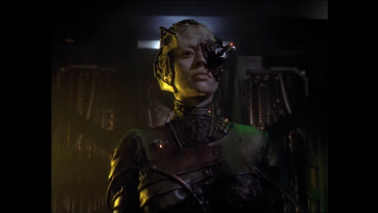 "Download Star Trek Voyager - Seven of Nine Intro ""Scorpion Pt 2"""