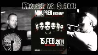 Kratzer vs. Stephan Strube @ Minupren B-Day SkyClub Leipzig / 15.o2.2o14