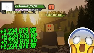 Roblox Exploiting #124 - LEVEL FARMING DUNGEON QUEST!!!