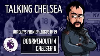 THIS RESULT IS BEYOND DISGUSTING!! *RANT* | BOURNEMOUTH 4-0 CHELSEA #CFC #BPL | Talking Chelsea