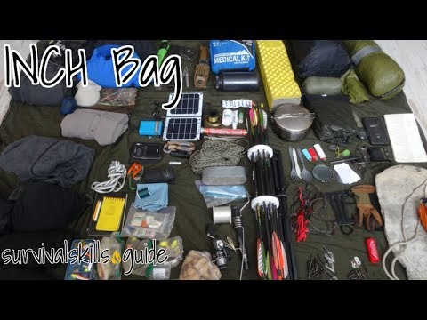 Improvised Trapping Hunting Food Emergency Survival Guide Bug Out Bag Kit Book