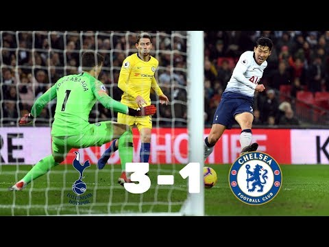 Tottenham vs Chelsea 3-1 ● Match Reaction ● Premier league