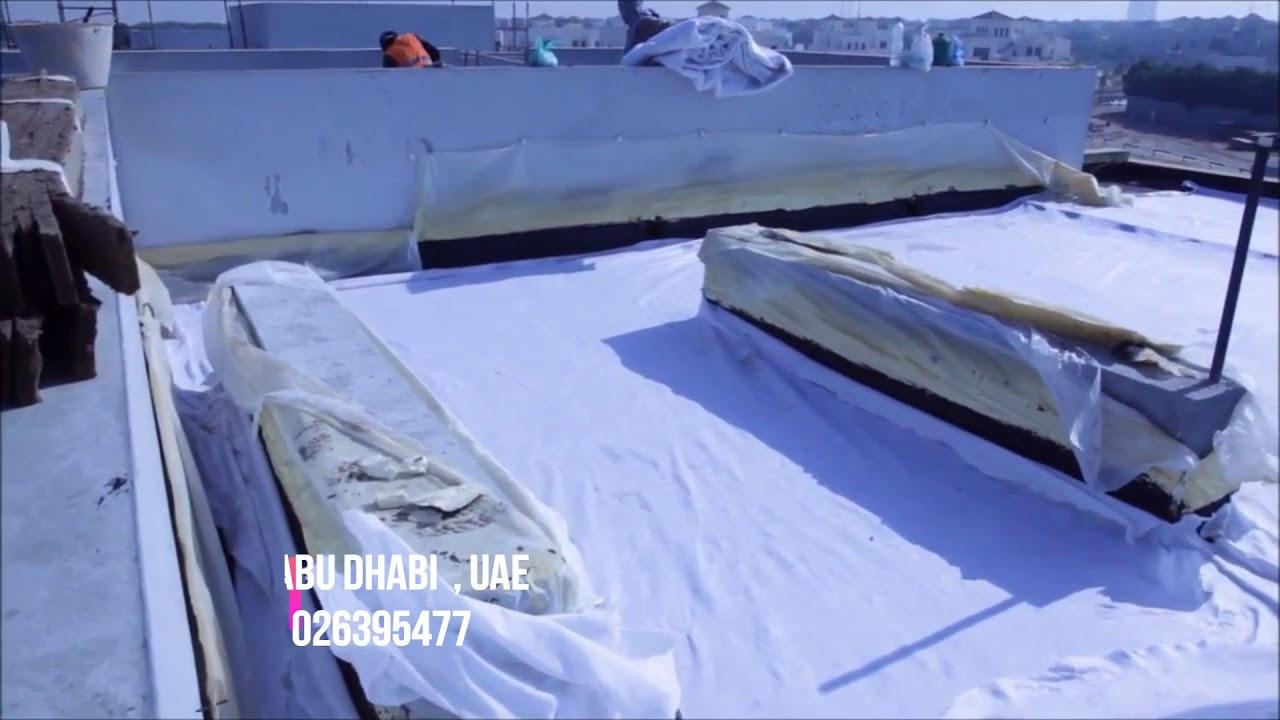 Desert Dry Insulation Company UAE ( Waterproofing company)