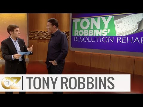 Tony Robbins on Achieving Your New Year's Resolution to Lose Weight for Good