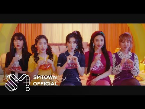 Red Velvet '#Cookie Jar' MV Teaser #2