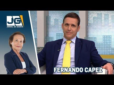 Fernando Capez, deputado estadual (PSDB/SP), fala sobre as eleições