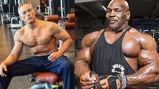 Jean Claude Van Damme vs Mike Tyson Transformation ★ 2018