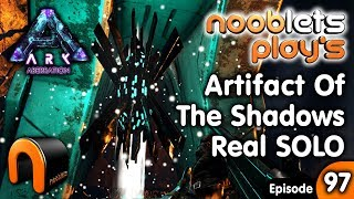 ARK Aberration ARTIFACT OF THE SHADOWS Nooblets Plays Ep97