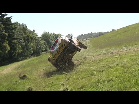 Best of British Rally & Off Road Racing 2015 [Pure Sound - HD]