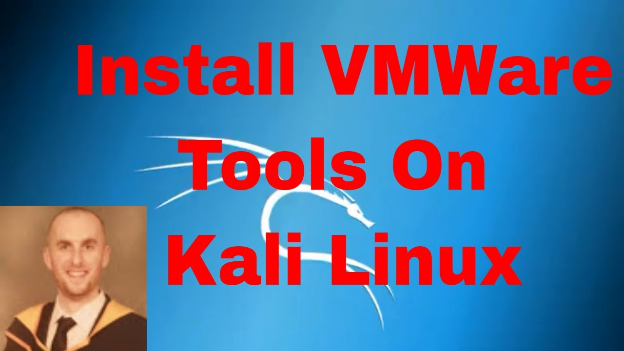 How To Install VMWare Tools On Kali Linux | Darren's Tech