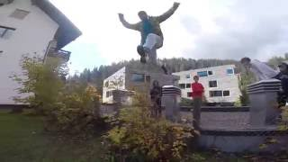 Freestyle Academy Camp 6, autumn 2016, shot on Go Pro
