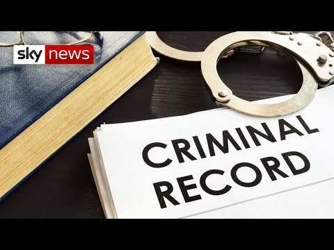 Criminal record declarations on job applications preventing