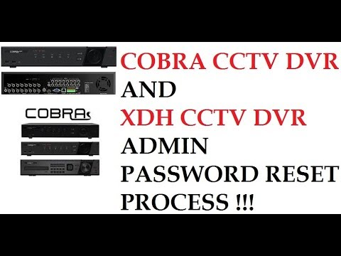 SOLVED: I have the harborfreight cobra surveillance DVR - Fixya