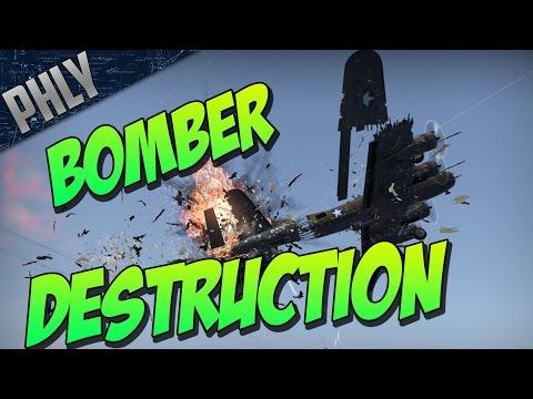 War thunder gameplay bombers b-52 the movie