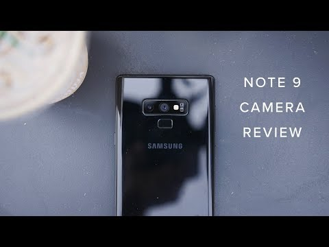 Galaxy Note 9 Camera Review - Worth $1,300? | A Photographers Perspective