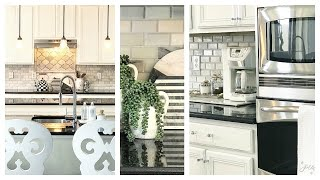 NEW! Dark To Light Kitchen Reveal | Before & After