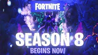 Fortnite Season 8 Trailer..