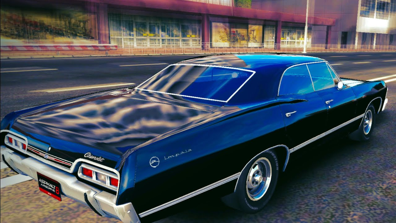 Asphalt 8 Chevrolet Impala Multiplayer Youtube