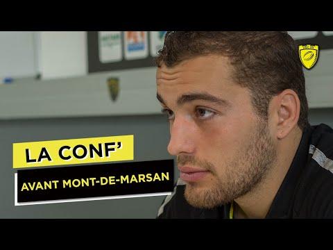 USC TV : Sébastien Giorgis avant Mont-de-Marsan