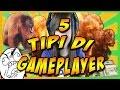 TOP 5 TIPI DI GAMEPLAYER
