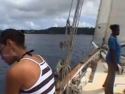 Sail like a pirate in Vanuatu