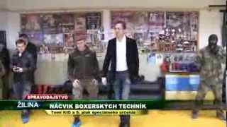 Tv Severka - Tomi KID a 5.pluk špeciálneho určenia