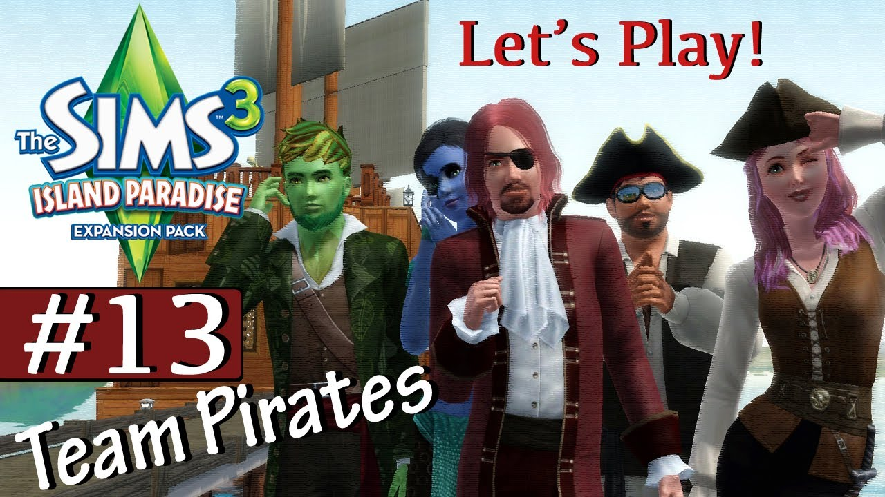 pirate bay sims 3 island paradise