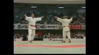 Judo: Itsutsu-no-kata
