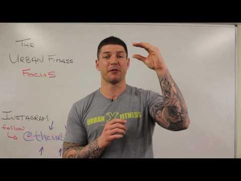 Urban Fitness Focus Ep 2