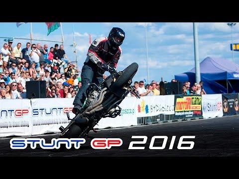 Stunt GP 2016 Mike Jensen - Denmark