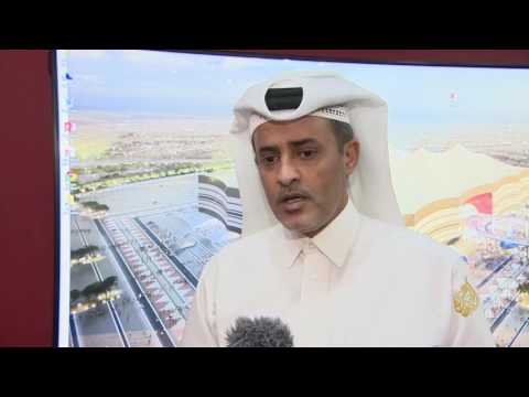 قطر تستكمل العمل بشكل طبيعي بمنشآت كأس العالم 2022  - نشر قبل 4 ساعة