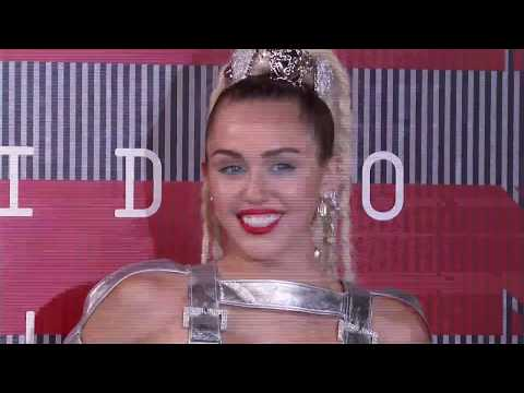 Miley Cyrus 2015 VMA's Red Carpet