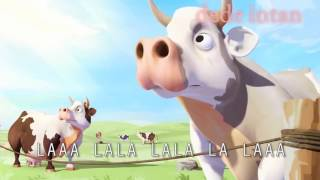 Animasi Anak Gembala Sapi - Lagu Anak Hits