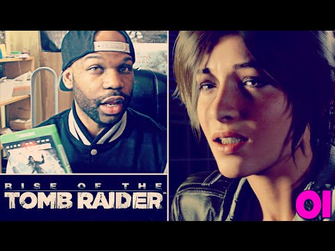 Rise of the Tomb Raider Gameplay Walkthrough Part 1 - Sorry for the Wait (Xbox One)