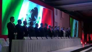 Himno Nacional Mexicano y Video oficial EXPO ANTAD 2014
