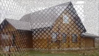 Продается новый дом в деревне.(Продается новый дом в деревне вблизи города Струнино, в 80 км от МКАД по Ярославскому шоссе. Дом из оцилиндро..., 2013-08-06T07:20:15.000Z)