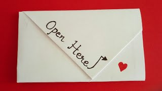 Easy Origami Teacher's Day Note | DIY Teacher's Day Thank you Note  #teachersdayspecial