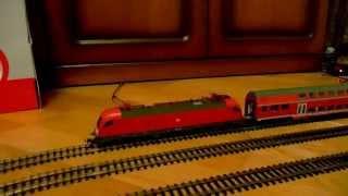 PIKO - мечта детства. Железная дорога(небольшой обзор игрушечной железной дороги фирмы PIKO., 2014-06-10T20:47:07.000Z)