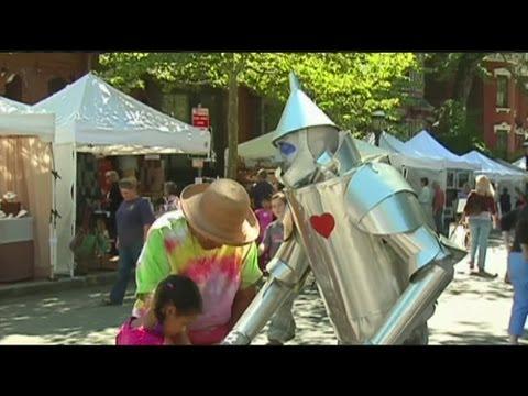 Mass Appeal The 41st Mattoon Street Arts Festival