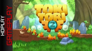 Toki Tori 2 Plus - Cute Puzzle Adventure Game Gameplay