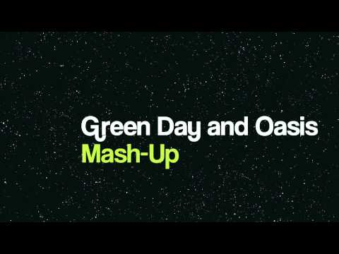 Boulevard of Broken Dreams & Wonderwall (mash-up) Green Day ft. Oasis