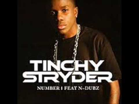 Number 1 (ex uk version) single n-dubz & tinchy stryder n-dubz.