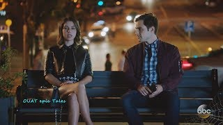 Once Upon A Time 7x04 Ivy & Henry Talk about life - Get a clue where Lucy is Season 7 Episode 4 thumbnail