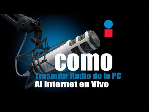Transmitir Radio En Vivo por Internet 2020 con zara radio,virtual dj, el pc, etc |100% funcional from YouTube · Duration:  37 minutes 5 seconds