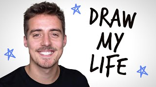 One of Denis's most viewed videos: DRAW MY LIFE - Denis