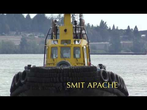 SMIT dock NEW WESTMINSTER BC