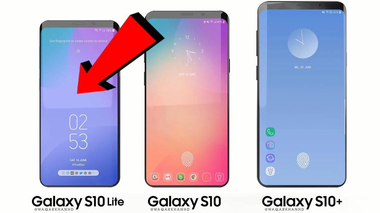 Samsung Galaxy S10 Lite The Iphone Xr Rival Is Here Youtube